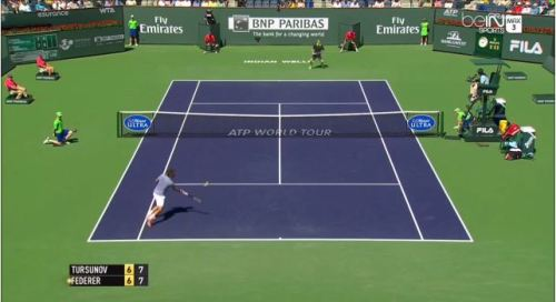 Federer Screenshot