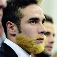 PIC: Dani Carvajal Follows Through On Blonde Beard Promise After Real Madrid Champions League Win