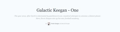 Galatic Keegan