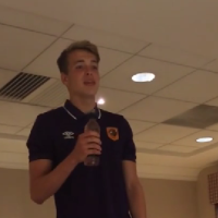 VIDEO: Young Hull Goalie Rory Watson Could Give Jason Mraz A Run For His Money With Awesome 'I'm Yours' Initiation Song